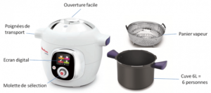 moulinex cookeo multifonction