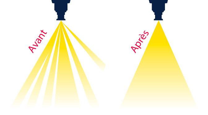 Nettoyeur ultrason injecteur illustration
